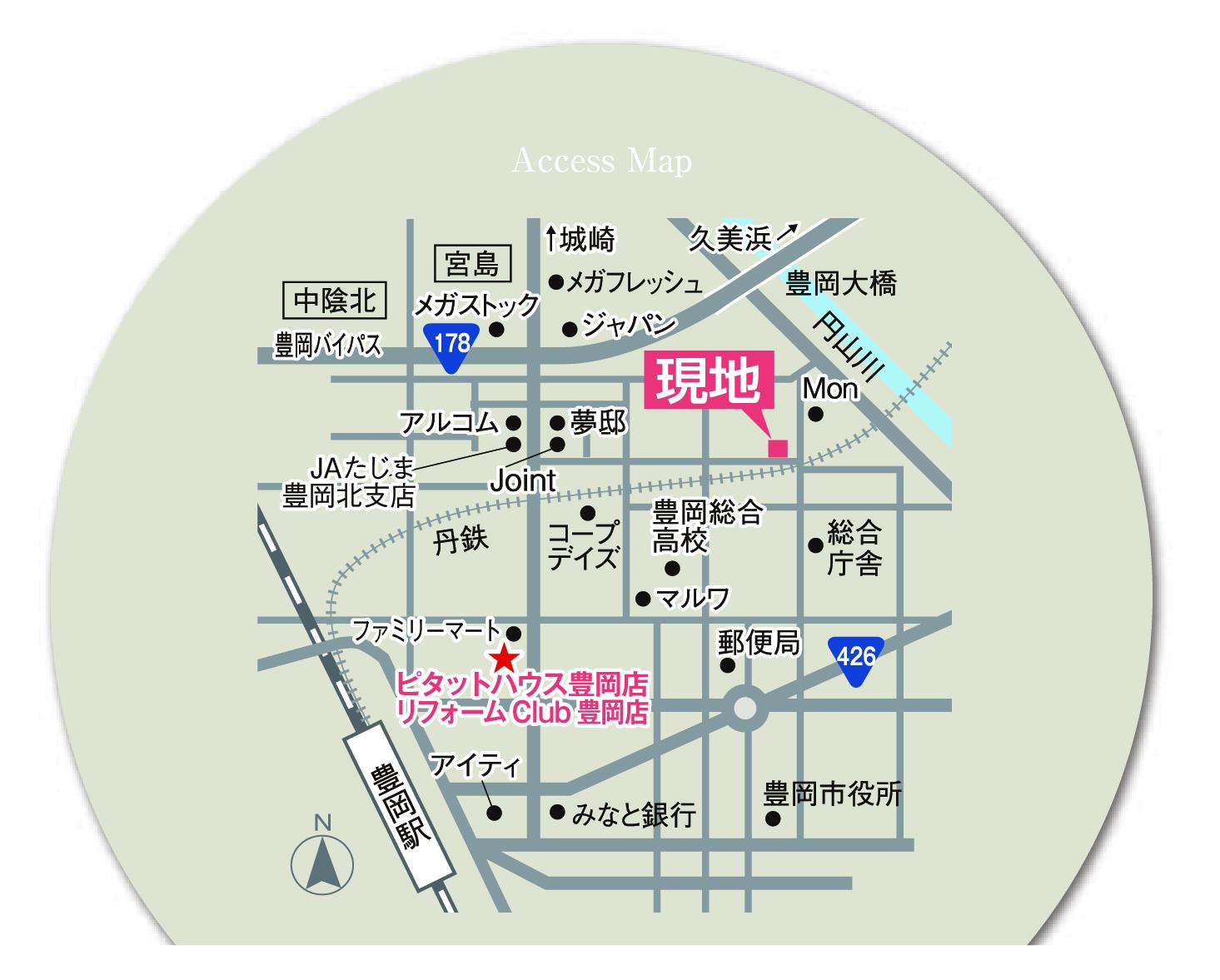 森本邸地図-01